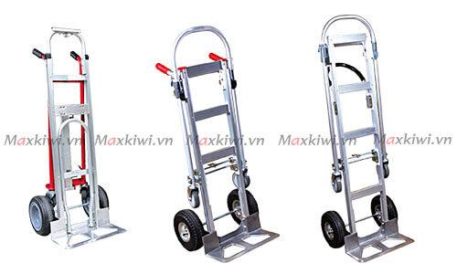 Các mẫu xe đẩy hàng đa năng tiêu biểu của Maxkiwi
