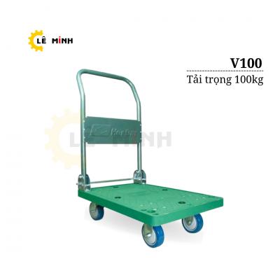 Xe đẩy hàng cao cấp V100