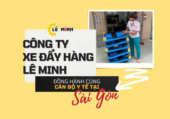 Công ty xe đẩy hàng Lê Minh